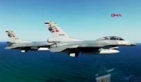 'Akdeniz Fırtınası' tatbikatı KKTC'de başladı(video)