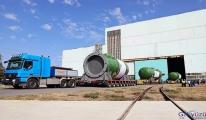 Akkuyu Nükleer Güç Santrali'nin (NGS)Türkiye'ye gönderildi