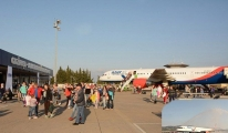 Alanya'ya Moskova'dan 238 turist geldi!