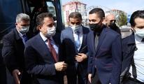 Ali Babacan, Aksaray'da partisinin kongresine katıldı