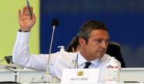 Ali Koç: Benim için artık sadece Aziz Yıldırım'sınız