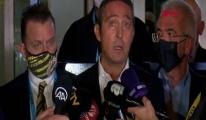 Ali Koç'un açıklamaları #video