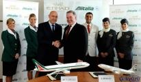 Alitalia-Etihad Ortaklığı Çalışanları Vurdu!