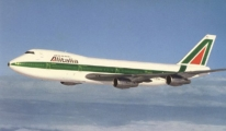 Alitalia, İstanbul'a acil iniş yaptı!