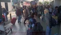 Alman turistler ülkelerine geri dönüyor