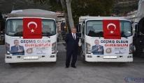 Amasya'dan Giresun'a yardım eli