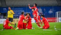 Ampute Futbol Milli Takımı'ndan dev zafer! video