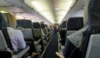 Anadolu Jet'in Uçağında Korku Dolu Anlar