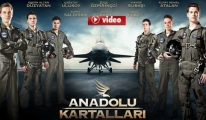 Anadolu Kartalında Uçak Rekoru video