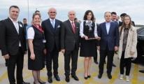AnadoluJet, 19 Mayıs'ı Çarşamba Havalimanında Kutladı