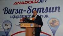 AnadoluJet, Bursa İstanbul Seferlerine Başlıyor