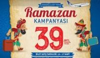 Anadolujet Ramazan'da 39,99 TL'ye uçuracak!