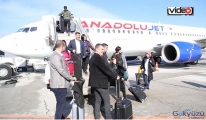 AnadoluJet'ten acentelere gezi!video
