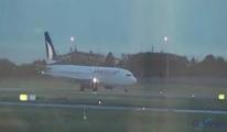 Anadolujet uçağı Ankara'ya acil indi!