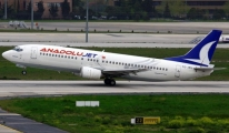AnadoluJet'in Bursa-Antalya Drekt Uçuşları Başlıyor