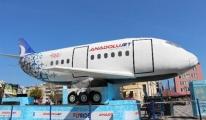 AnadoluJet'in Flyride Simülasyon Uçağı İle Türkiye Turu