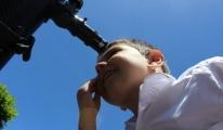 Anasınıfı Öğrencileri İçin Astronomi Etkinliği Düzenlendi