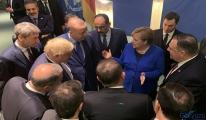 Angela Merkel, Türkiye'den ayrıldı