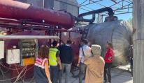 Ankara'da besi çiftliğinde 'on numara yağ' üretimine suçüstü