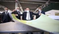 #Bakan Varank, üretim alanını inceledi