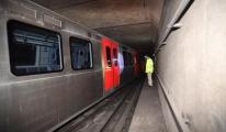 Ankara metrosunda kaza: Seferler yapılamıyor