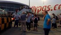 Anne Pegasus Havayolları'na isyan etti.