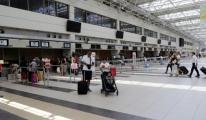 Antalya'da 2017'ye Yüzde 43'lük Kayıpla Girdi