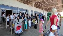 Antalya'da, turizm sezonunun son günleri