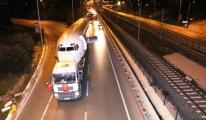 Antalya'da Yolcu Uçağı Karadan Yürütüldü