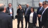 Antalya Havalimanı Çevre Güvenlik sistemi test edildi