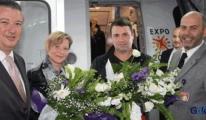 Antalya Havalimanı'nda bir rekor daha