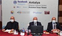 Antalya İstasyon önemli bir iş birliği platformu olacak