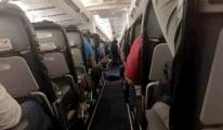 Antalya-Moskova uçağında bir yolcu hayatını kaybetti