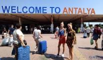 Antalya'ya, 11 ayda 3 milyon 382 bin turist geldi