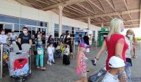 Antalya'ya havayoluyla gelen- giden yolcu sayısı 10 milyon