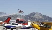 Antalya'da uçak kazası ucuz atlatıldı