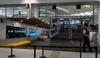 Antalya'nın güzellikleri Toronto Havalimanı'nda!