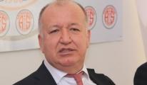 Antalyaspor Kulübü Başkanı Gencer'den Şok Karar!