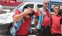 Apronda Çalışan İşçilerin Sıcak Havayla İmtihanı