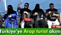Arap Turistler Tatil İçin İstanbul'a Akın Ediyor