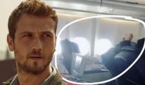 Aras Bulut İynemli uçakta bu halde yakalandı