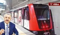 Arslan, Gayrettepe-3. havalimanı metro yapılıyor video