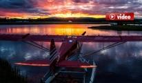Artvin'de Deniz Uçağı Heyecanı