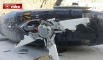 Artvin'de Helikopter Kazası