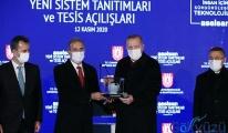 Aselsan Yeni Sistem Tesis Açılışı(video)