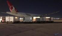 Aşılar sabah 05.30'da Esenboğa Havalimanı'nda olacak