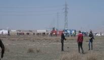 #Askeri uçak kaza kırıma uğradı; pilot şehit oldu#video