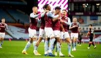 Aston Villa'dan Liverpool'a tarihi fark