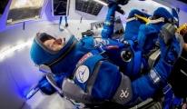 Astronot Kıyafetleri Artık Boeing Mavisi