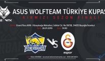 ASUS Wolfteam Ligi Kırmızı Sezon muhteşem derbiyle final yapacak